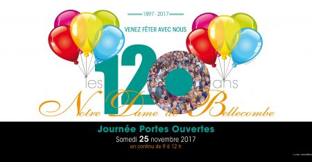 120 ans ND Bellecombe